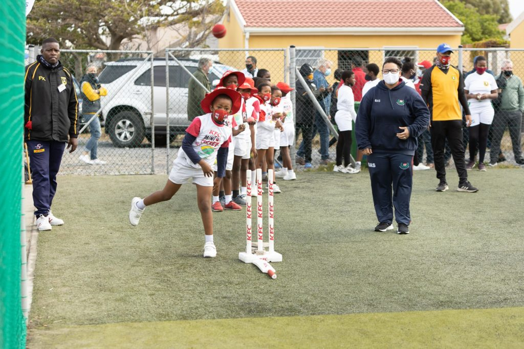 Sports day in masiphumelele